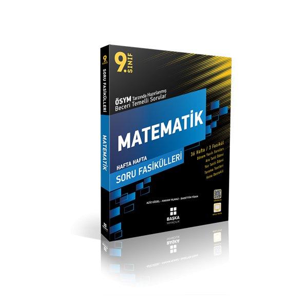9. Sınıf Matematik Soru Fasikülleri 3 Fasikül Başka Yayınları