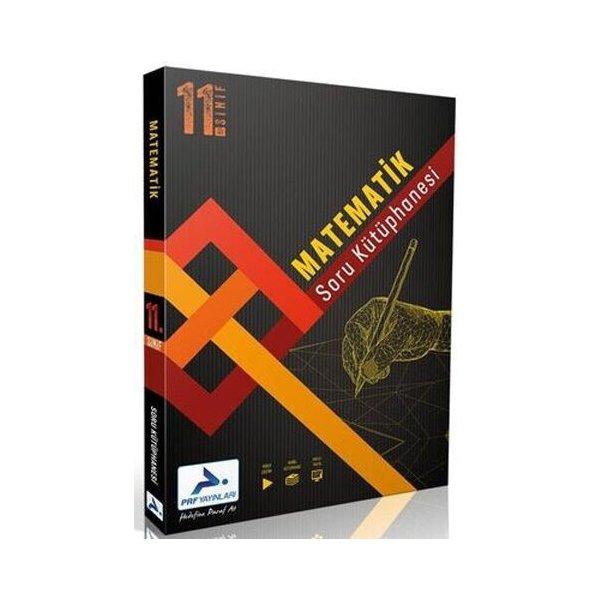11. Sınıf Matematik Soru Kütüphanesi Paraf Yayınları