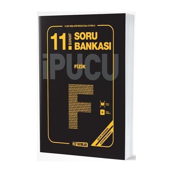 11. Sınıf Fizik İpucu Soru Bankası Hız Yayınları