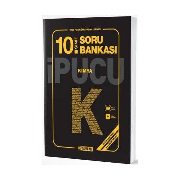 10. Sınıf Kimya İpucu Soru Bankası Hız Yayınları