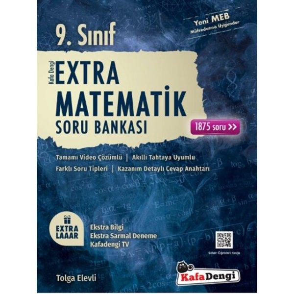 Kafa Dengi Yayınları 9. Sınıf Matematik Extra Soru Bankası