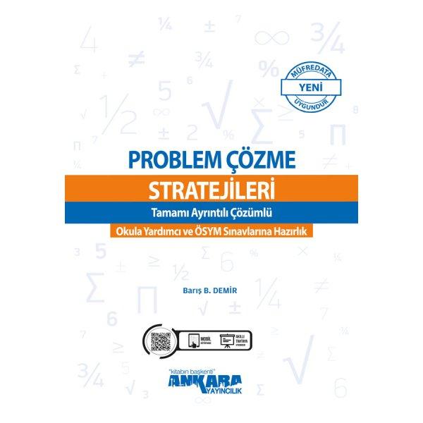 TYT Problem Çözme Stratejileri Soru Bankası Ankara Yayıncılık