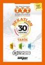 TYT Dekatlon Tarih 30 Deneme Ankara Yayıncılık