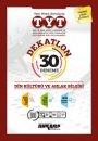 TYT Dekatlon Din Kültürü Ve Ahlak Bilgisi 30 Deneme Ankara Yayıncılık