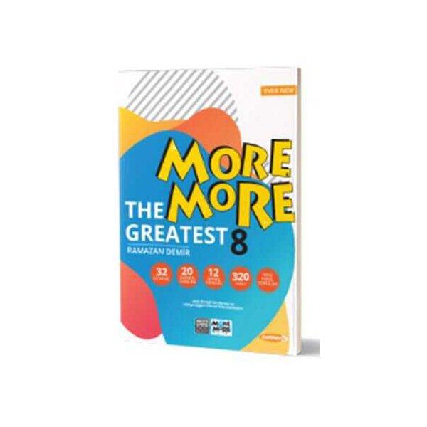 More and More English 8 The Greatest Kurmay ELT Yayınları