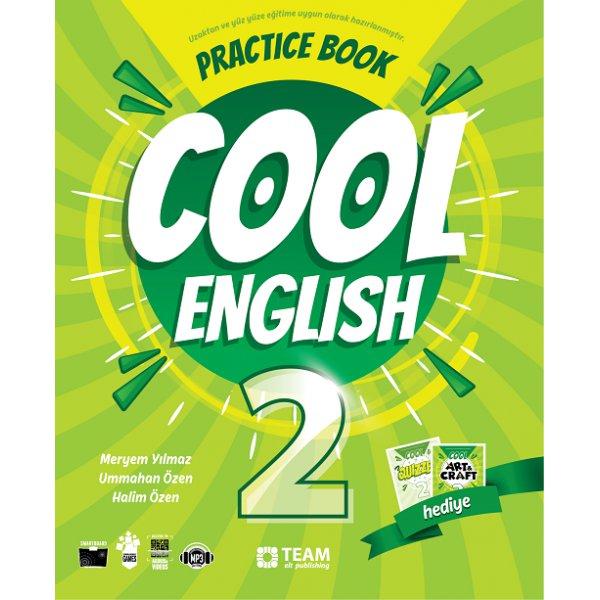 2. Sınıf Cool English Practice Book Team Elt Publishing