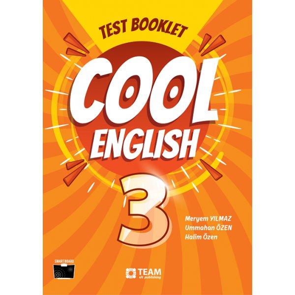 3. Sınıf Cool English Test Booklet Team Elt Publishing