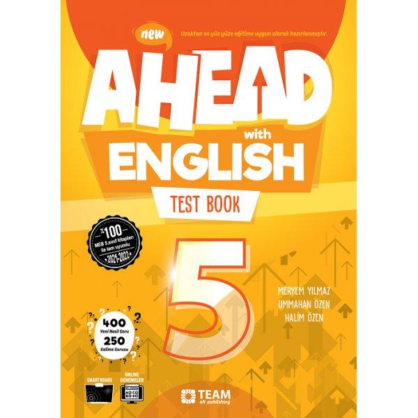 5. Sınıf Ahead With English Test Book Team Elt Publishing