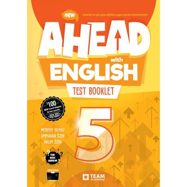 5. Sınıf Ahead With English Test Booklet Team Elt Publishing