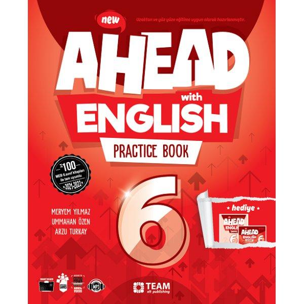 6. Sınıf Ahead With English Practice Book Team Elt Publishing