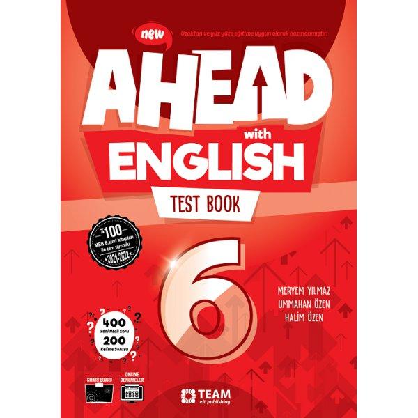 6. Sınıf Ahead With English Test Book Team Elt Publishing