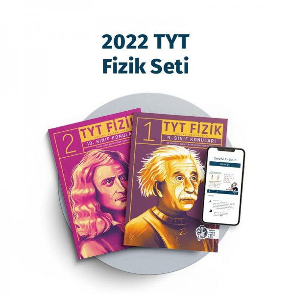 Ertan Sinan Şahin 2022 TYT Fizik Seti