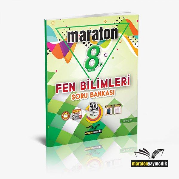 8.Sınıf LGS Fen Bilimleri Soru Bankası Maraton Yayınları
