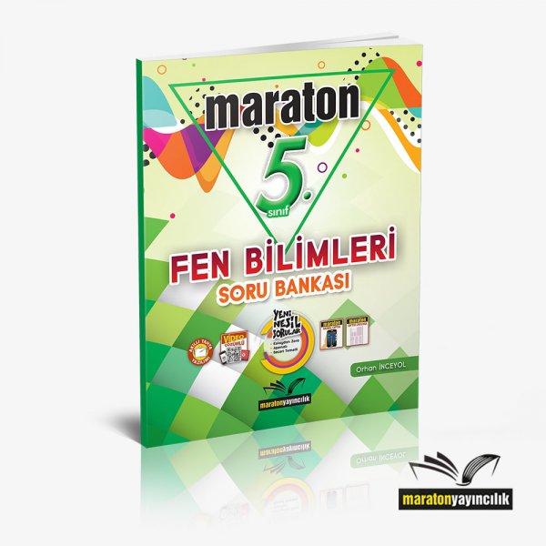 5.Sınıf Fen Bilimleri Soru Bankası Maraton Yayınları