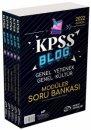 2022 KPSS Genel Yetenek Genel Kültür BLOG Soru Bankası Modüler Set Çözümlü Murat Yayınları