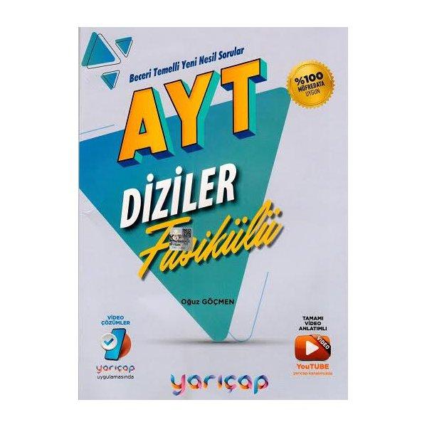 AYT Diziler Fasikülü Yarı Çap Yayınları