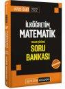 2022 ÖABT İlköğretim Matematik Soru Bankası Pegem Yayınları