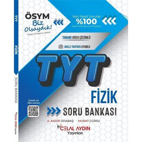 TYT Fizik Soru Bankası Celal Aydın Yayınları