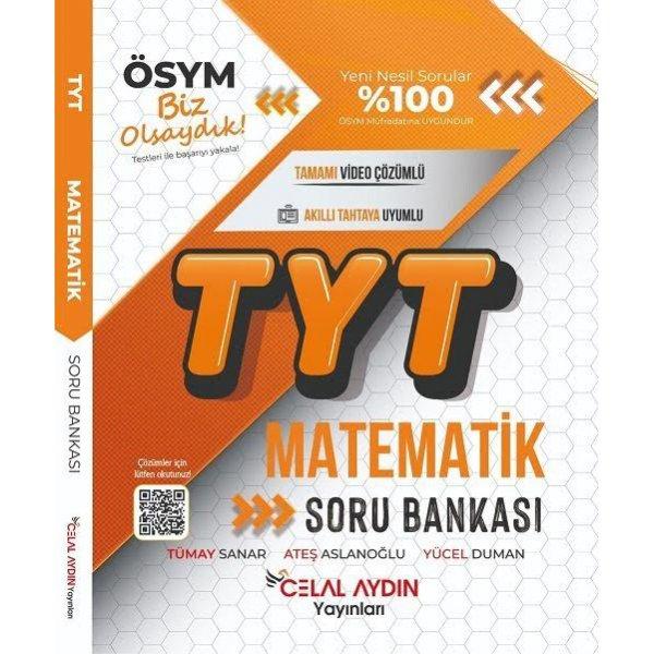 TYT Matematik Soru Bankası Celal Aydın Yayınları