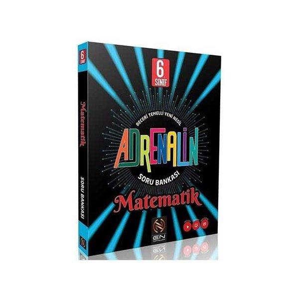 6. Sınıf Matematik Adrenalin Soru Bankası En Yayınları