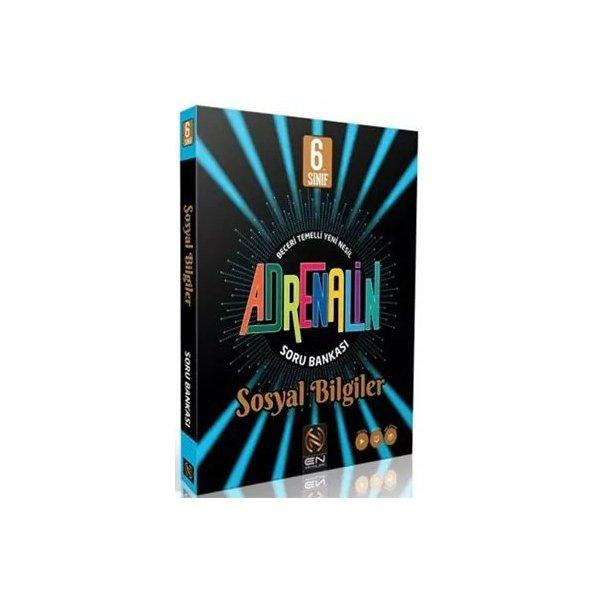 6. Sınıf Sosyal Bilgiler Adrenalin Soru Bankası En Yayınları