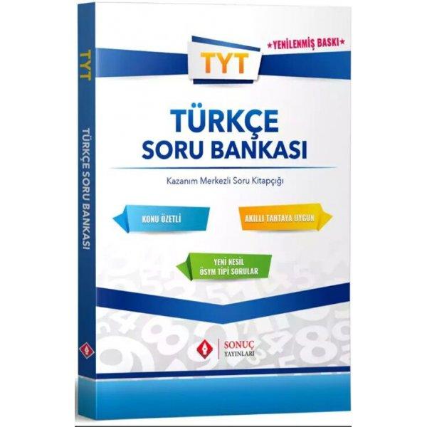TYT Türkçe Soru Bankası Sonuç Yayınları