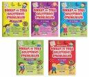 Okul Öncesi Dikkat ve Zeka Geliştirici Etkinlikler 3-7 Yaş 5 Kitap  Set Gong Çocuk