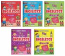 Okul Öncesi İngilizce 3-7 Yaş 5 Kitap Set Gong Çocuk
