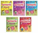 Çocuk Okul Öncesi Matematik 3-7 Yaş 5 Kitap Set Gong Çocuk