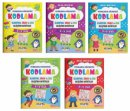 Okul Öncesi Oyunlarla Eğlenceli Kodlama 3-7 Yaş 5 Kitap Set  Gong Çocuk
