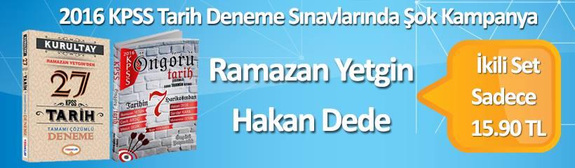 Hakan Dede Ramazan Yetgin