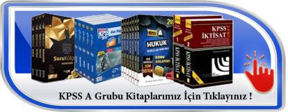 KPSS A Grubu Kitapları